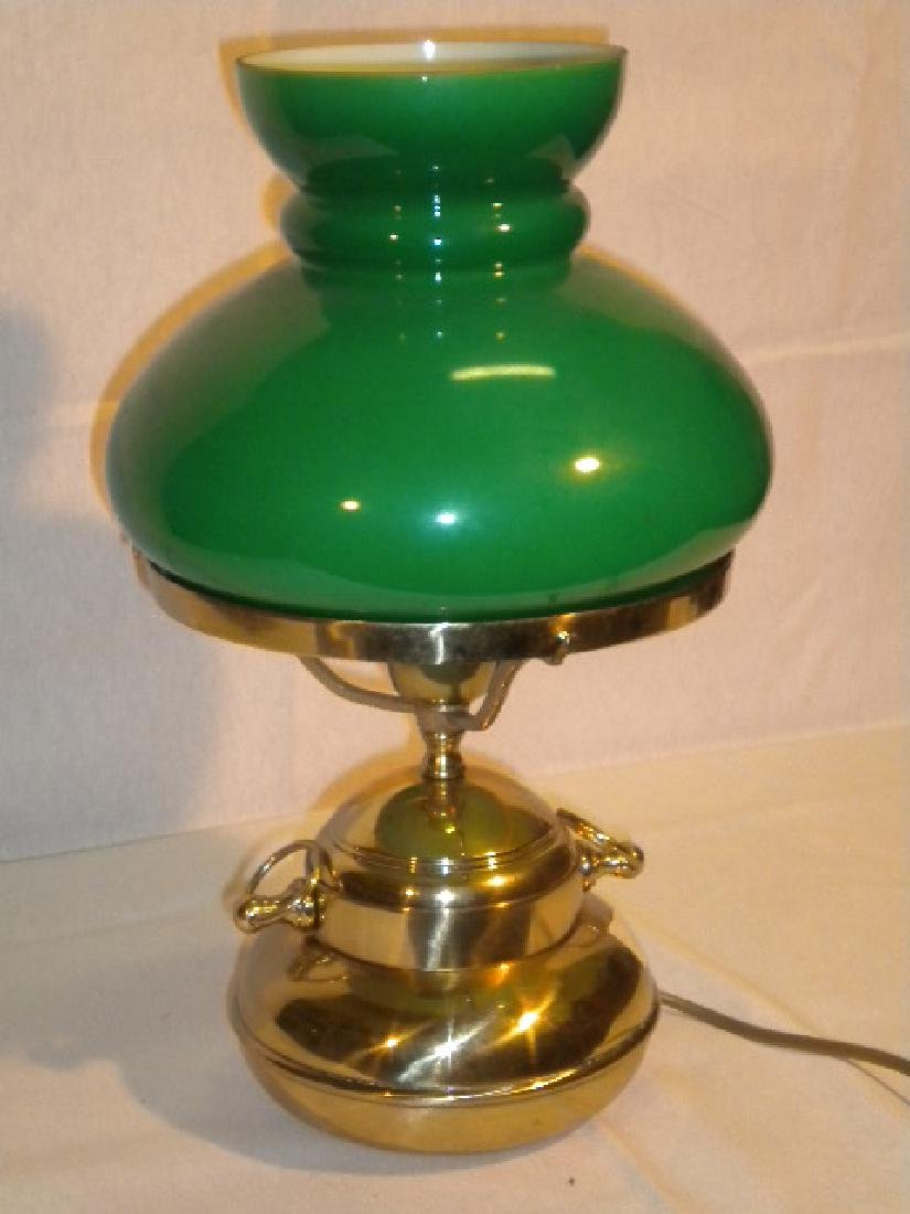 Brass Table Lamp - 2