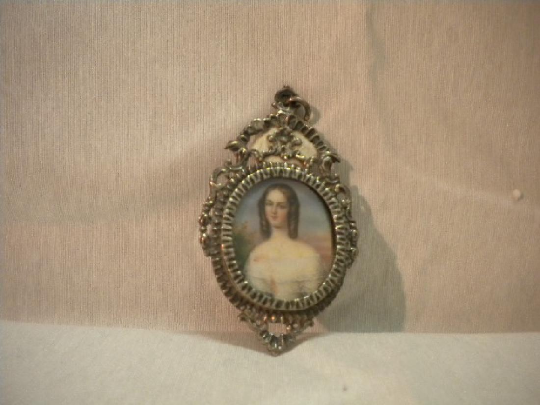 19th Century Spanish miniature