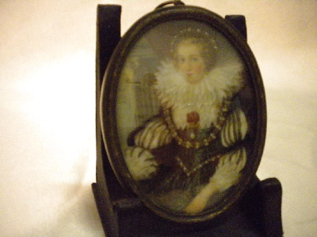 19th Century French miniature