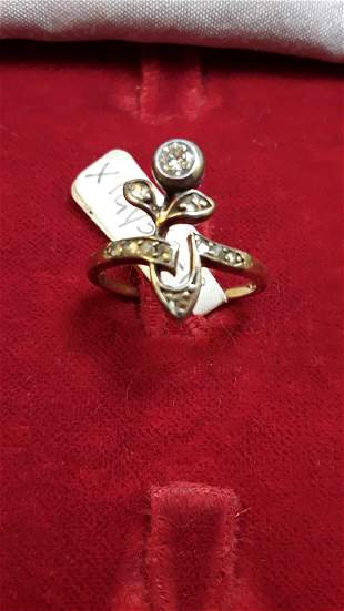 An early 19th century ring