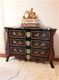 Boulle chest