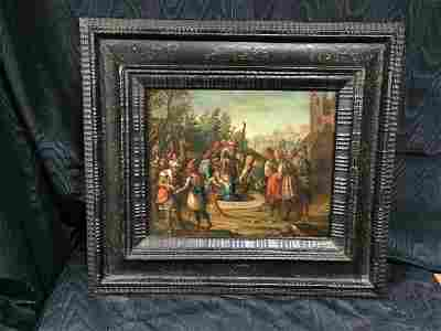 18th Century Dutch painting