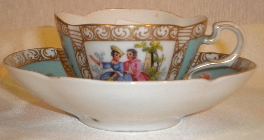 3: Porcelain tea cup
