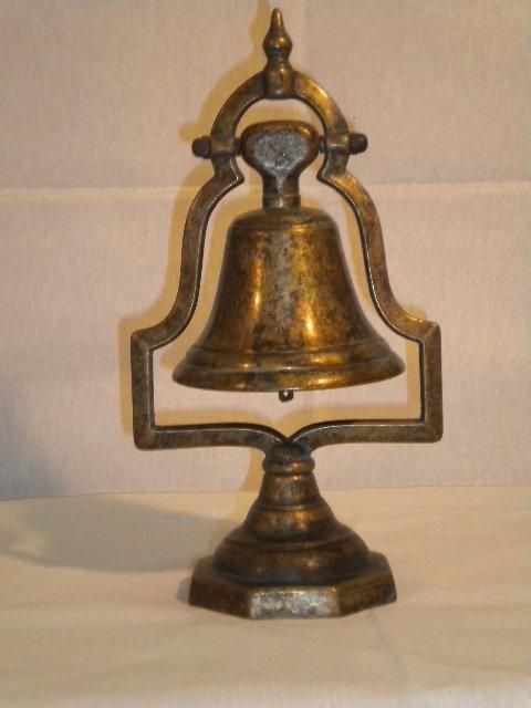 14: Brass bell