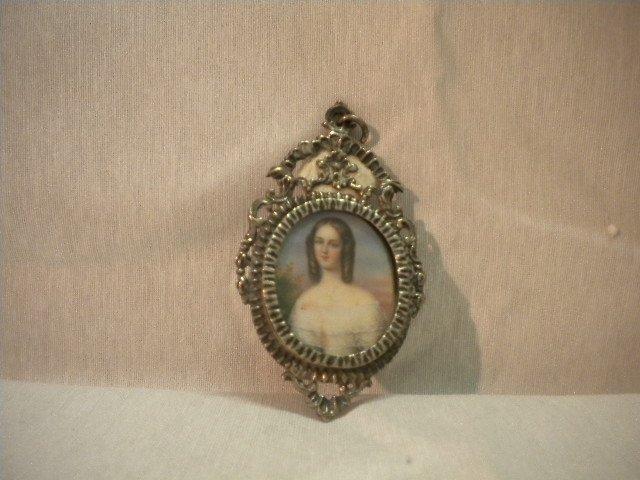 39: 19th Century Spanish miniature