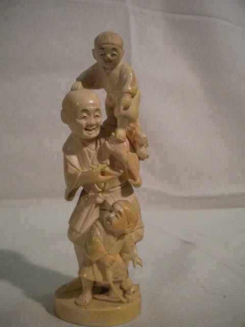 106: 19th Century Ivory figure