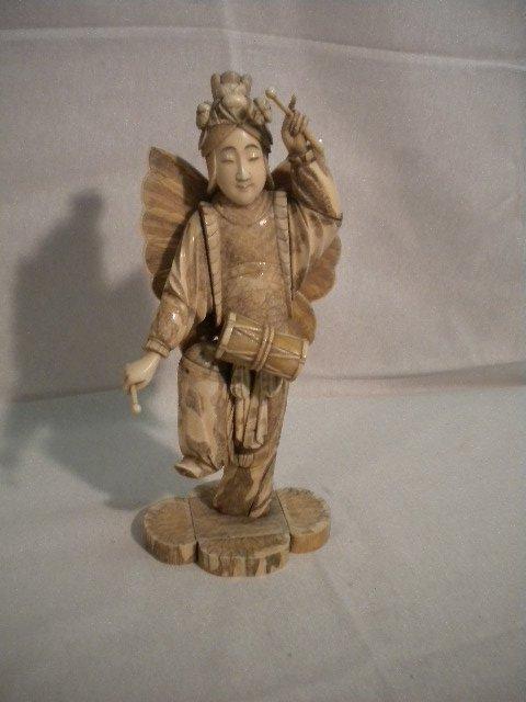 109: 19th Century Ivory figure