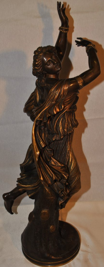 149: 19th Century French bronze figure