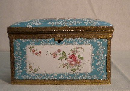 2: Amazing enamel box