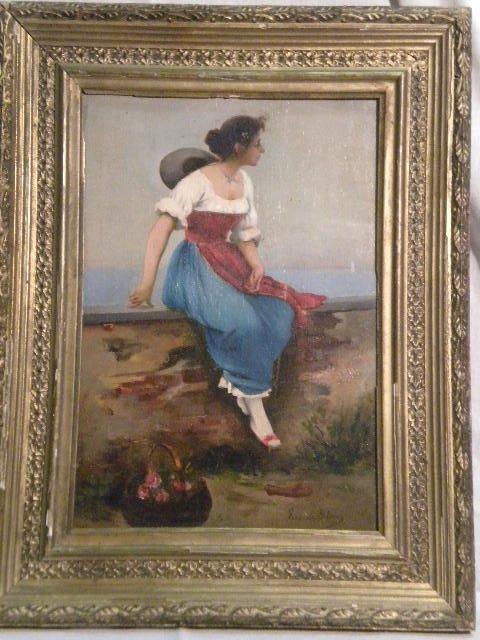 169: Italian painting