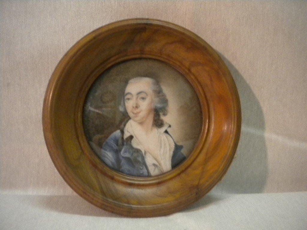 18th Century English miniature