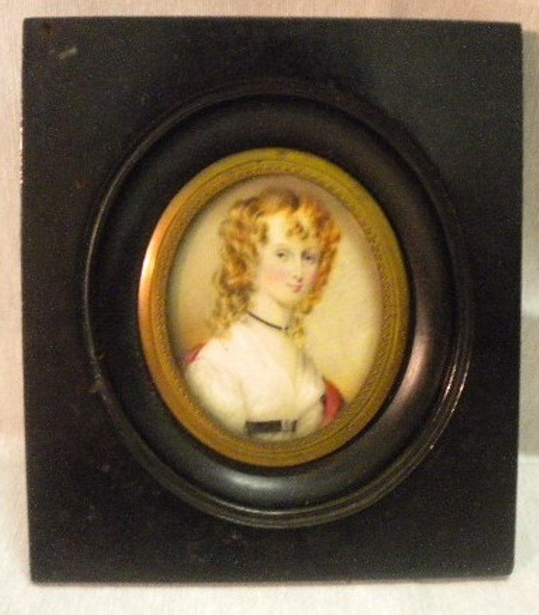 19th English Century miniature