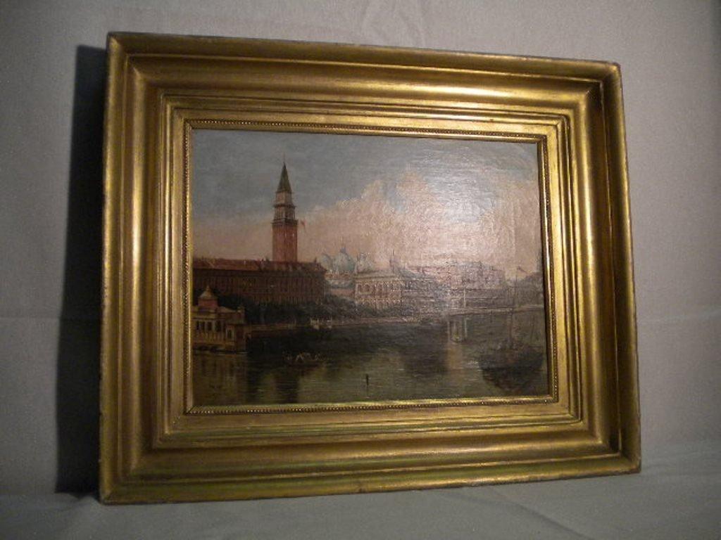 Italian painting on wood