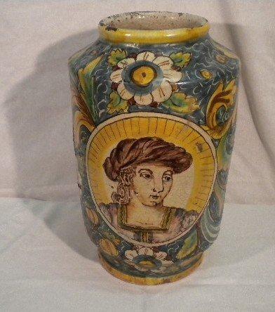Caltagirone vase