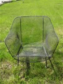 Russell Woodard wrought iron chair