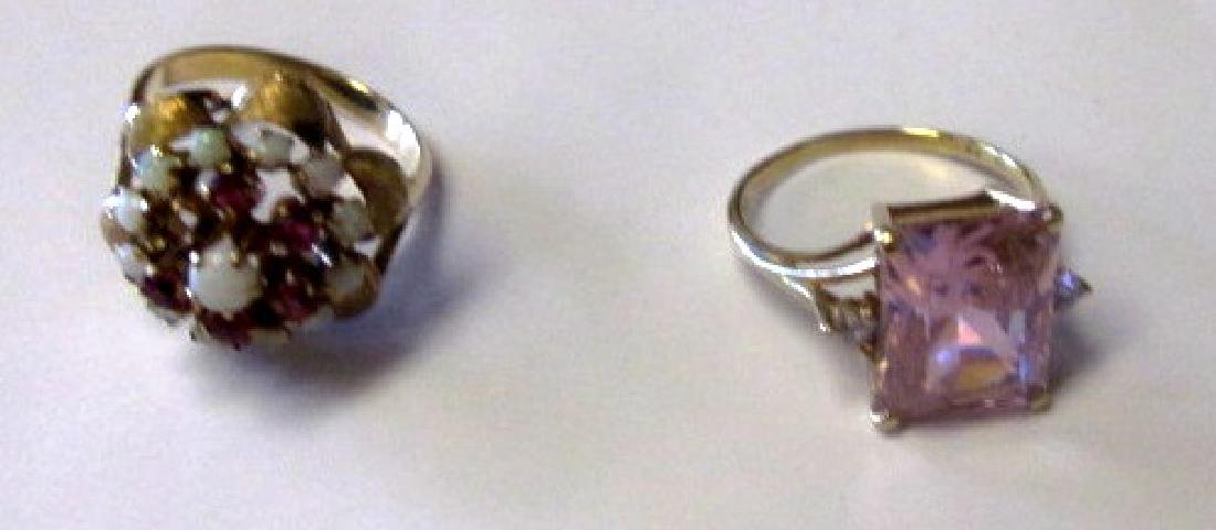 Two rings in lot