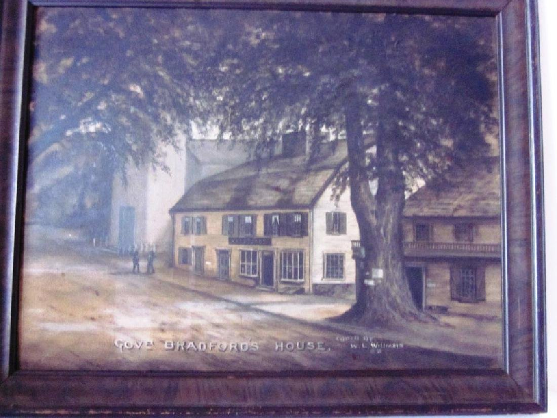 20th c Oil on Canvas Painting