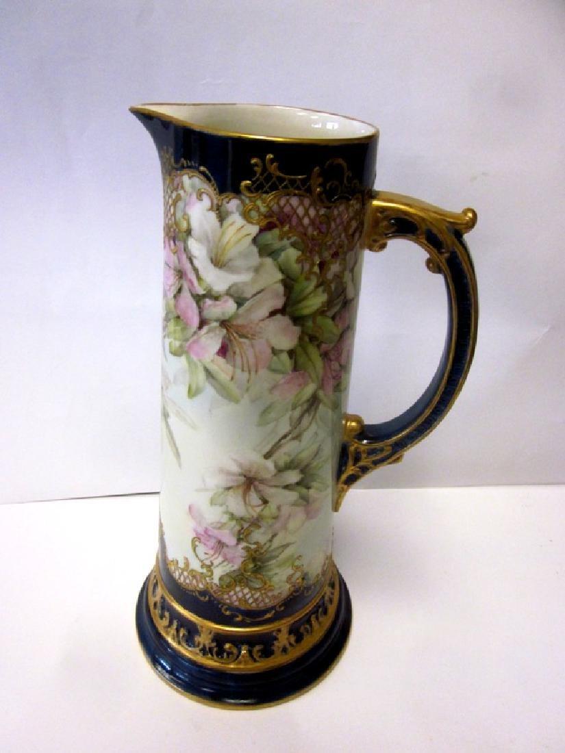 Porcelain American Beleek Pitcher 1896