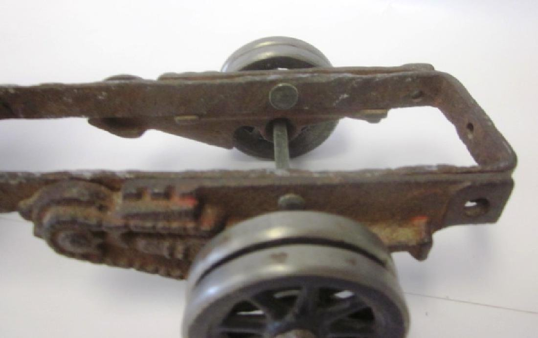 Toy Cast Iron Mack Truck - 5