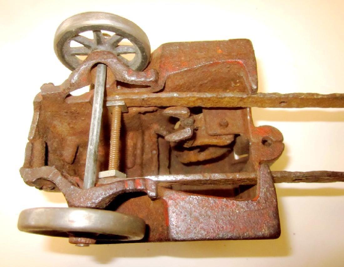 Toy Cast Iron Mack Truck - 6