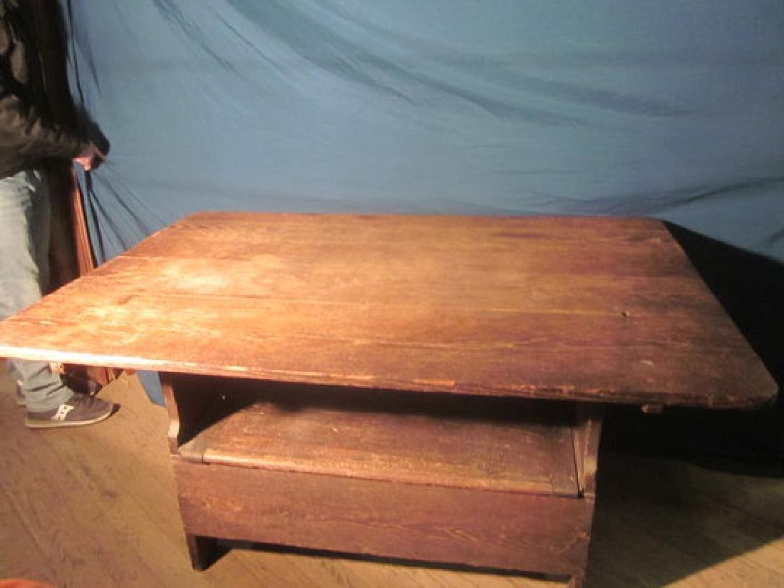 19th c Hutch Table - 2