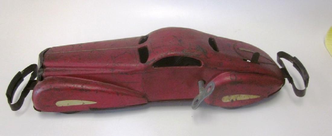 Toy Pressed Steel Car