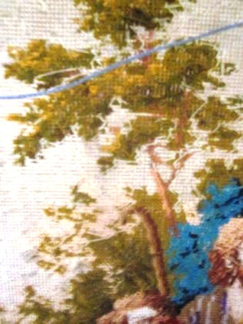 20th c Tapestry - 4
