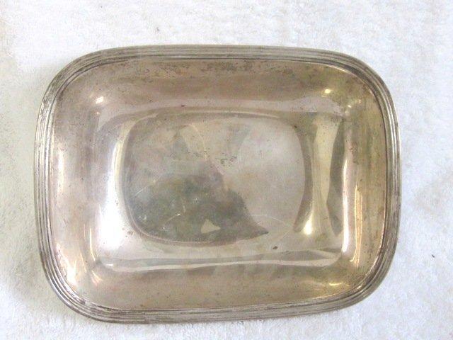 Sterling silver Tiffany Bowl