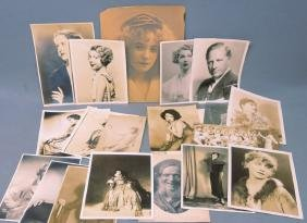 COLLECTION OF PHOTOGRAPHS FROM ERIC PAPE ESTATE