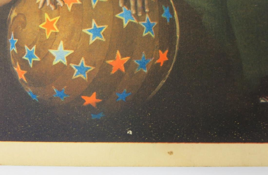 SEVEN RAIN OR SHINE LOBBY CARDS - COLUMBIA 1930 - 5