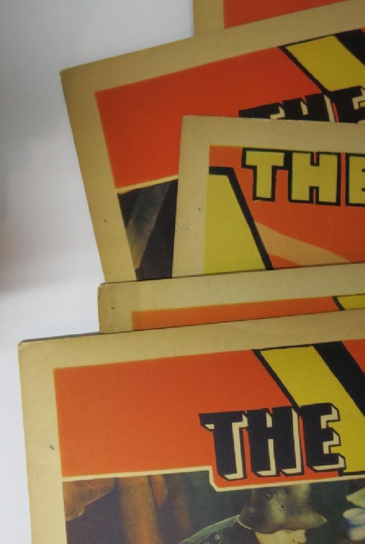 THE W PLAN LOBBY CARD SET RKO 1930 - 5