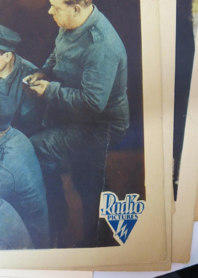 THE W PLAN LOBBY CARD SET RKO 1930 - 7
