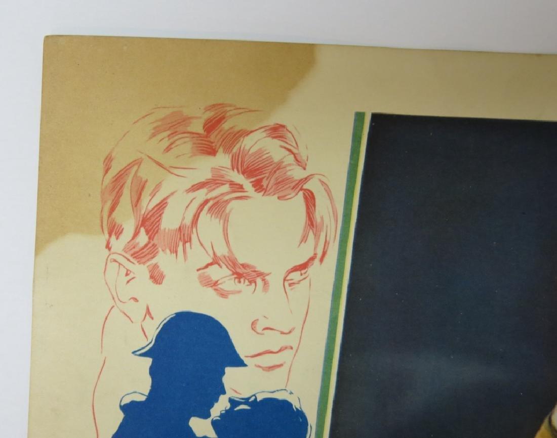 CHANCES MOVIE LOBBY CARDS (7) - DOUG. FAIRBANKS JR - 8