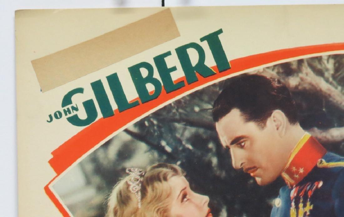 INTERESTING LOT OF JOHN GILBERT LOBBY CARDS - 2