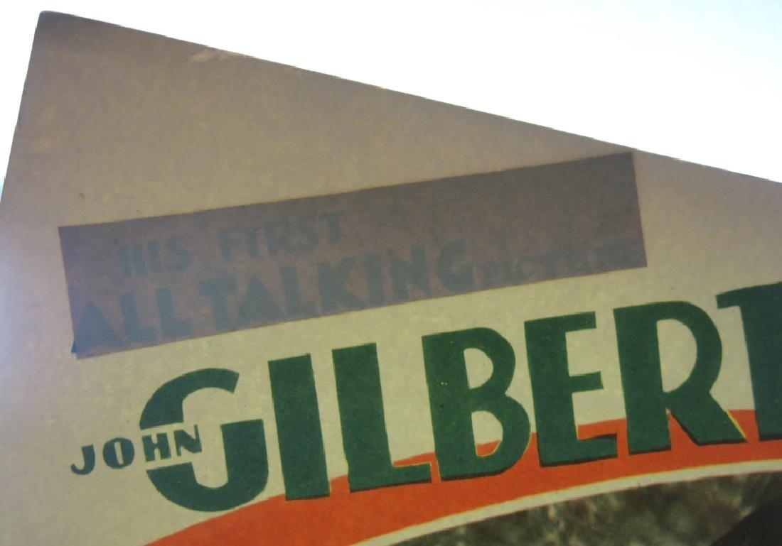 INTERESTING LOT OF JOHN GILBERT LOBBY CARDS - 5