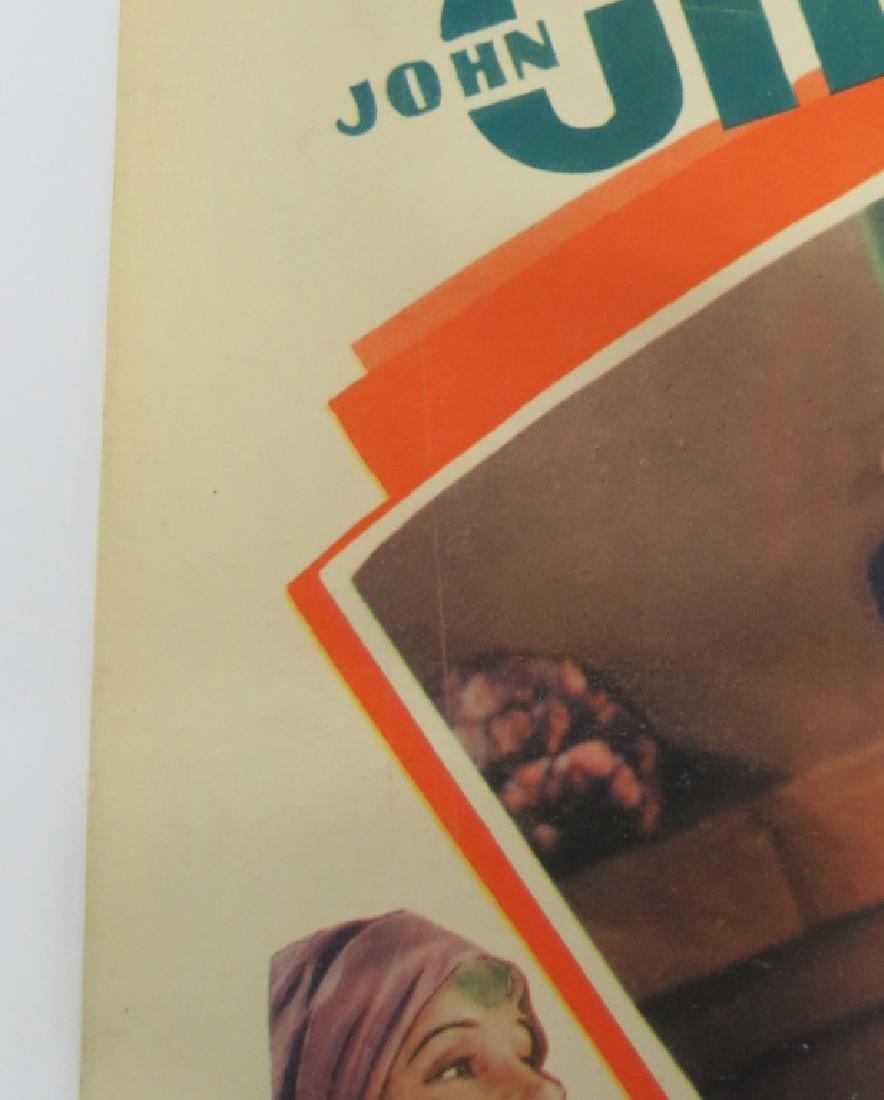 INTERESTING LOT OF JOHN GILBERT LOBBY CARDS - 8