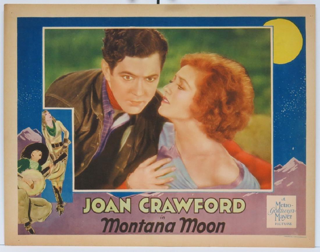 "JOAN CRAWFORD ""MONTANA MOON"" LOBBY CARD"