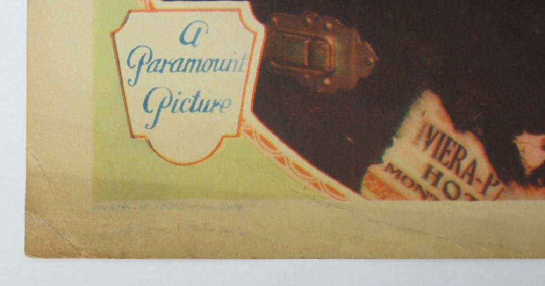 LOT OF 5 PRECODE MOVIE LOBBY CARDS - D.W. GRIFFITH - 6