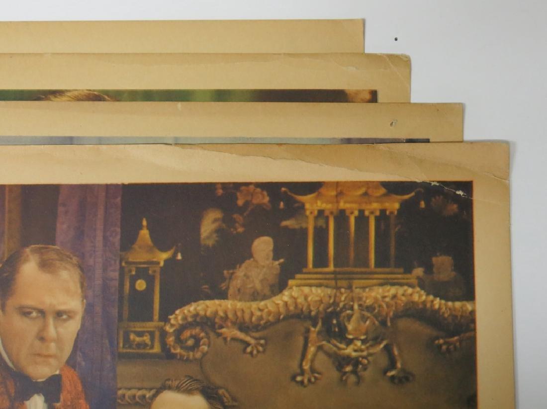 THE PERFECT ALIBI LOBBY CARD SET 1930 - 5