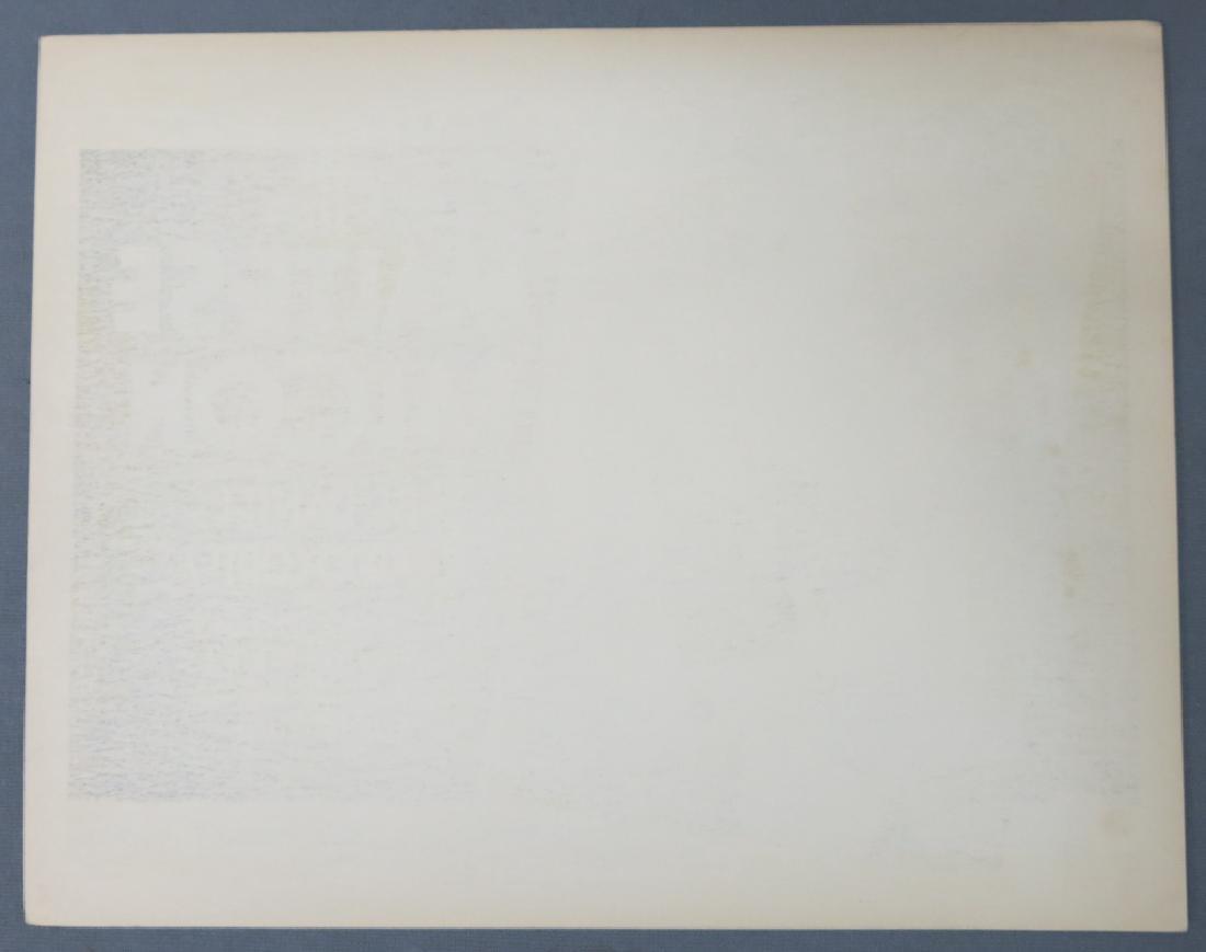 THE MALTESE FALCON TITLE LOBBY CARD WARNER BROS. 1931 - 3