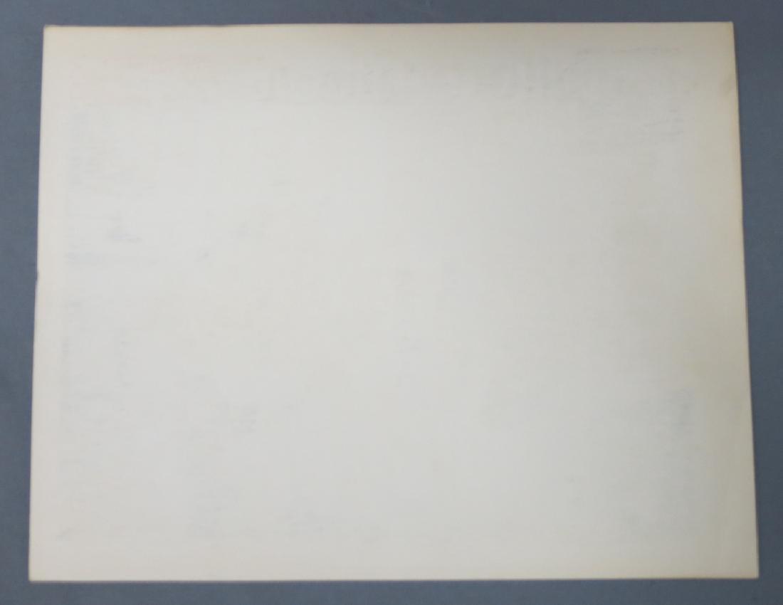 THE MALTESE FALCON LOBBY CARD WARNER BROS. 1931 - 4