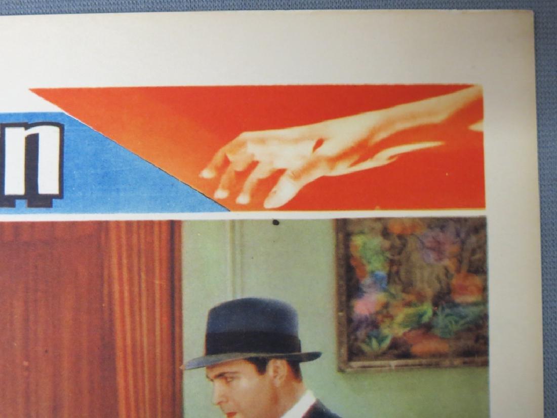 THE MALTESE FALCON LOBBY CARD WARNER BROS 1931 - 2