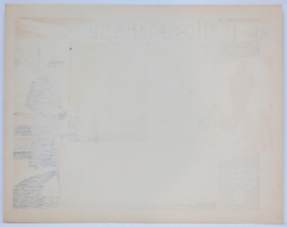 THE MALTESE FALCON LOBBY CARD WARNER BROS 1931 - 3