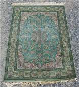 FINELY WOVEN PERSIAN DESIGN CHINESE SCATTER RUG