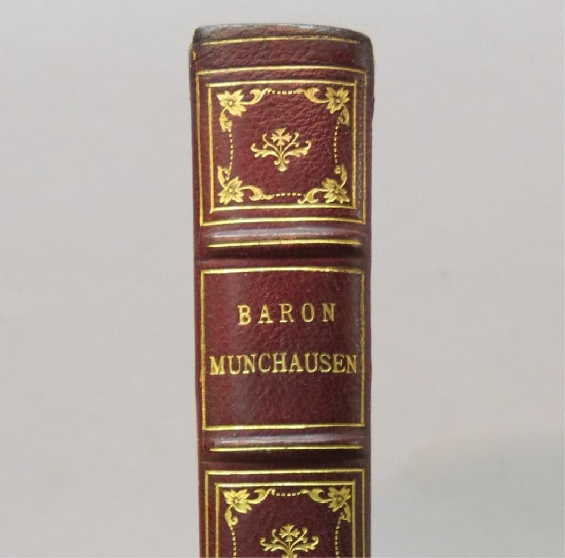 THE SURPRISING ADVENTURES OF BARON MUCHAUSEN