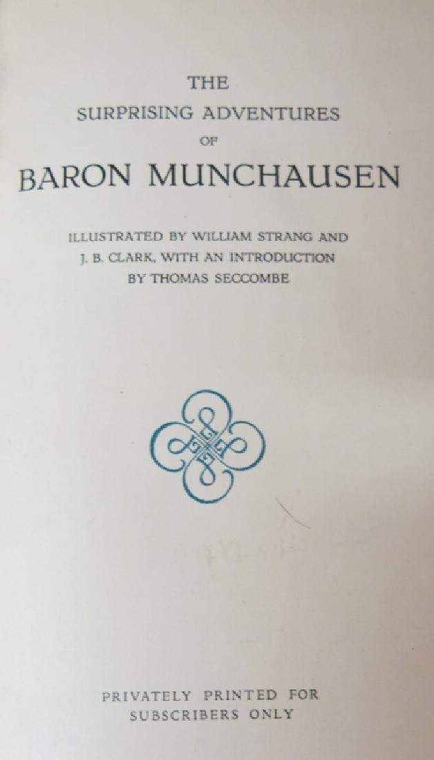 THE SURPRISING ADVENTURES OF BARON MUCHAUSEN - 3