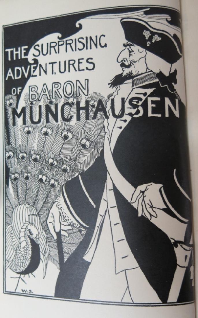 THE SURPRISING ADVENTURES OF BARON MUCHAUSEN - 4