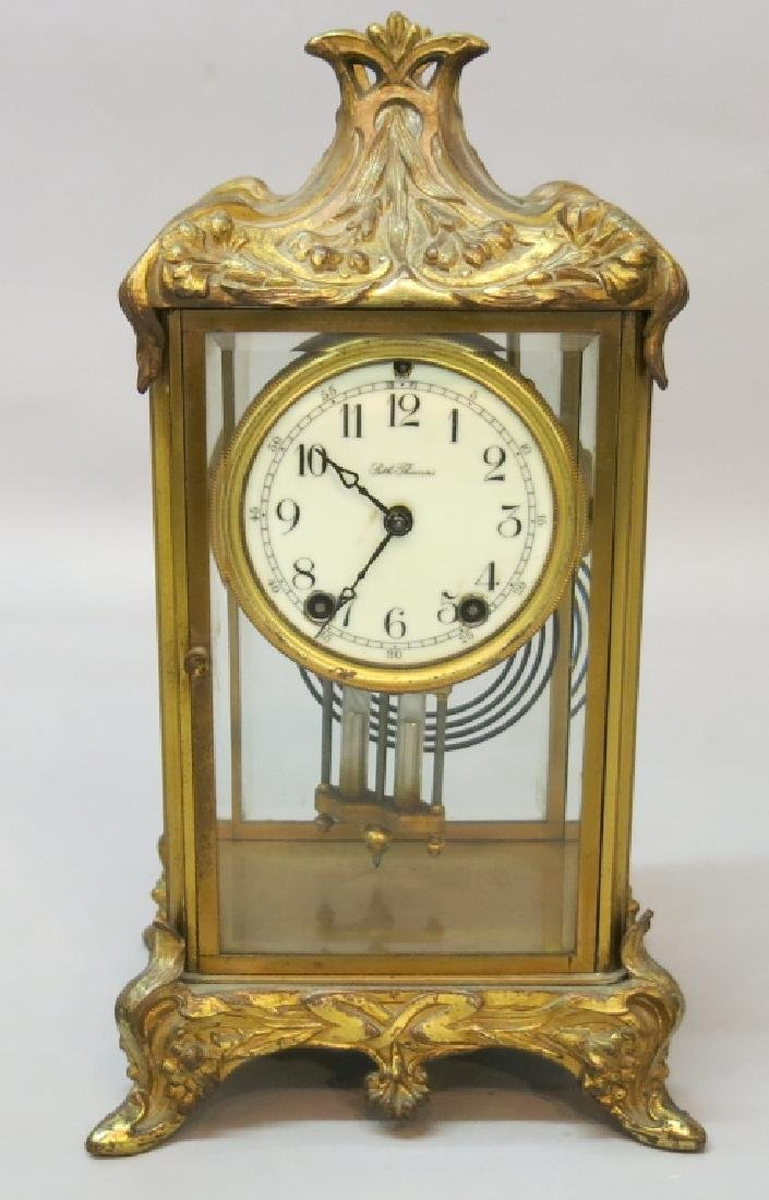 SETH THOMAS FRENCH STYLE REGULATOR CLOCK