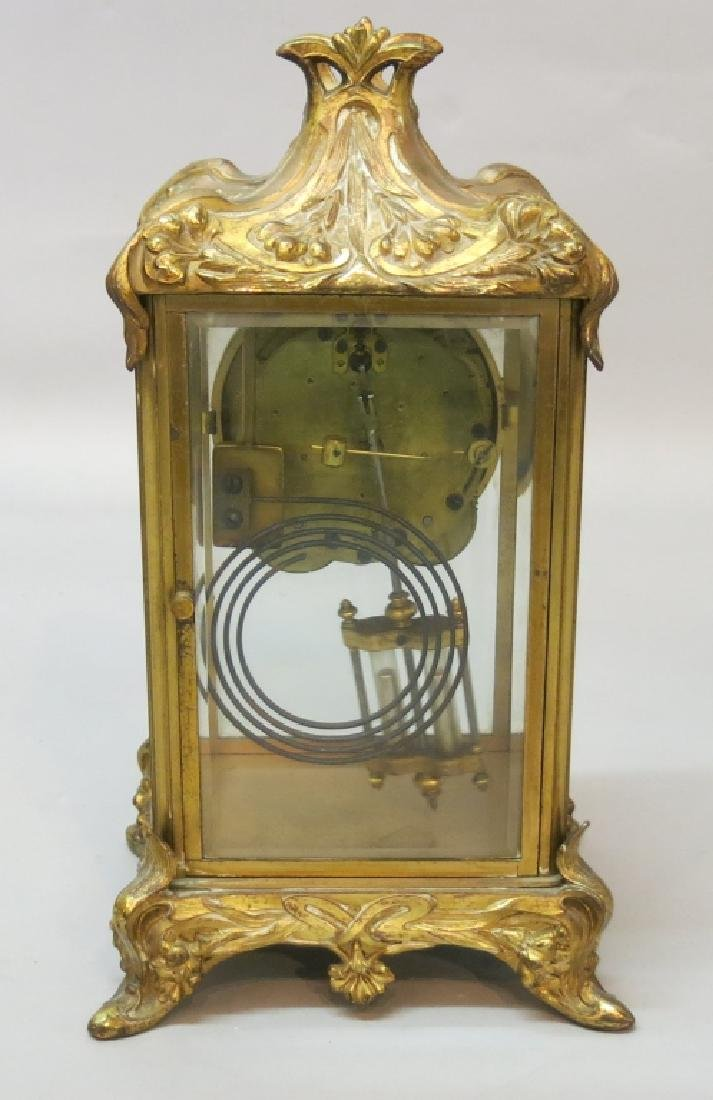 SETH THOMAS FRENCH STYLE REGULATOR CLOCK - 2