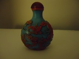 1: CHINESE SNUFF BOTTLE